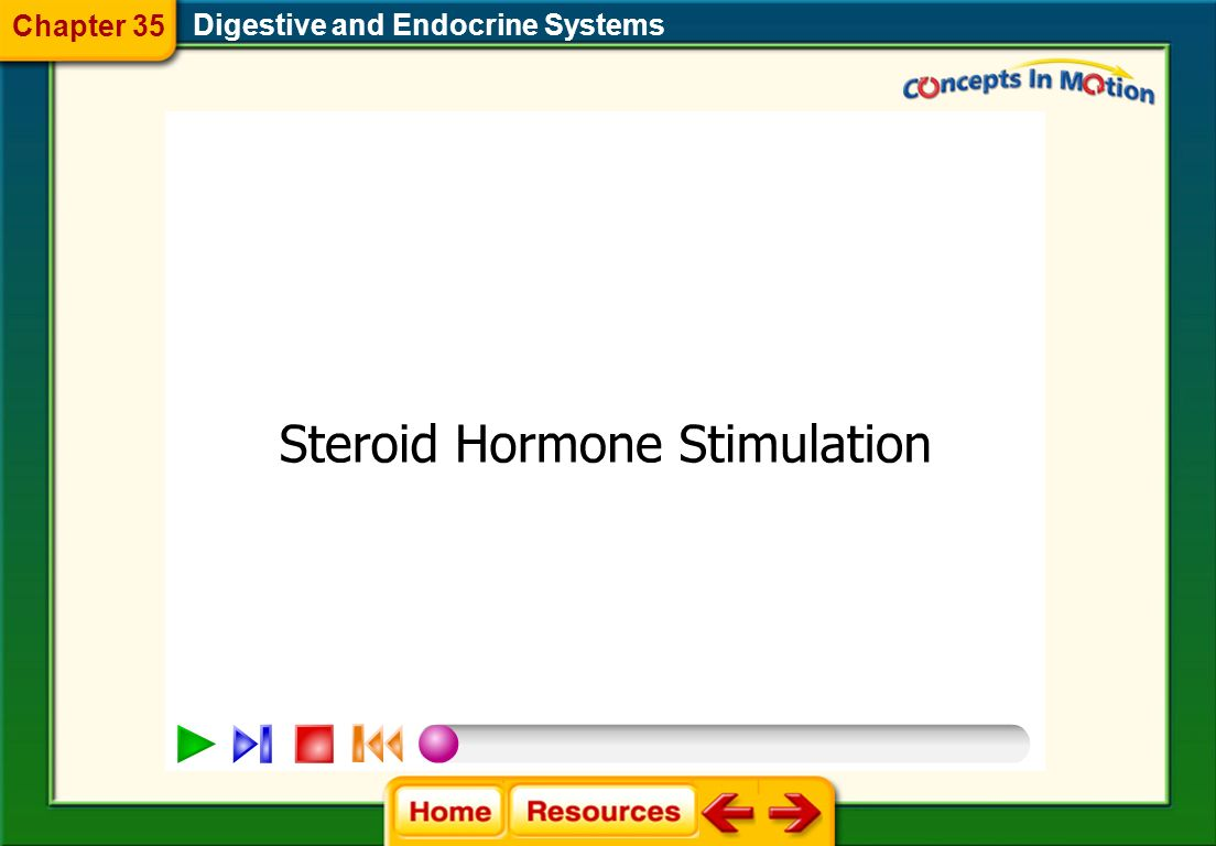 Digestive and Endocrine Systems Steroid Hormones Soluble in lipids and therefore can diffuse through the plasma membrane of a target cell Bind to a receptor in the cell The hormone and the receptor that are bound together bind to DNA in the nucleus.