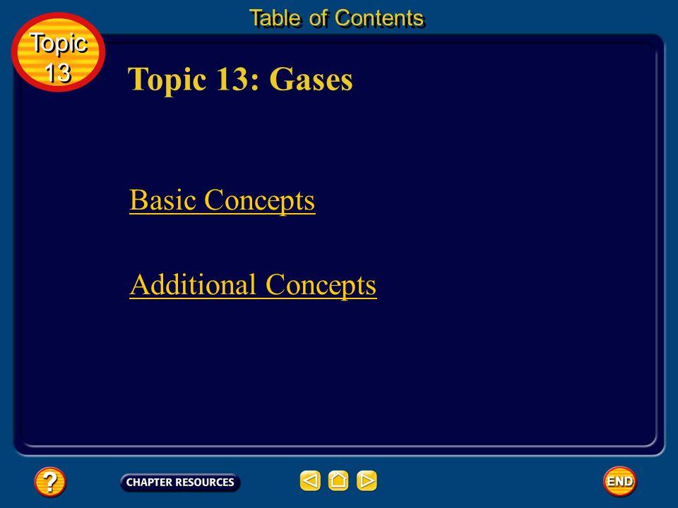 Topic 13 Topic 13