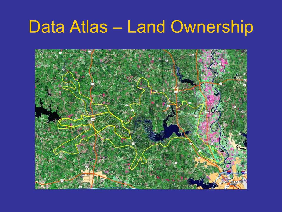 Data Atlas – Land Ownership