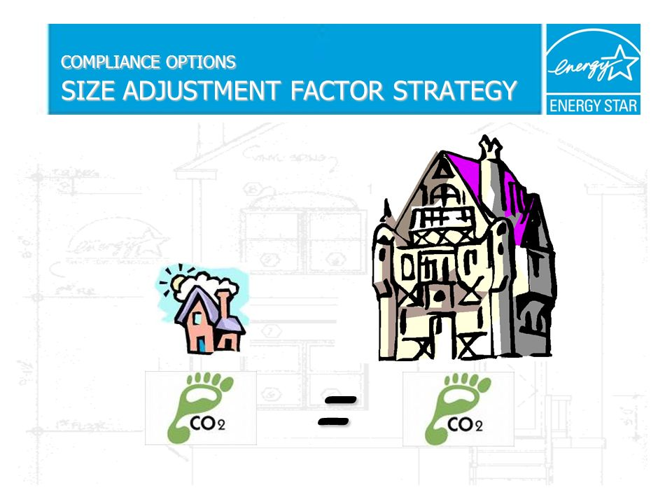COMPLIANCE OPTIONS SIZE ADJUSTMENT FACTOR STRATEGY =
