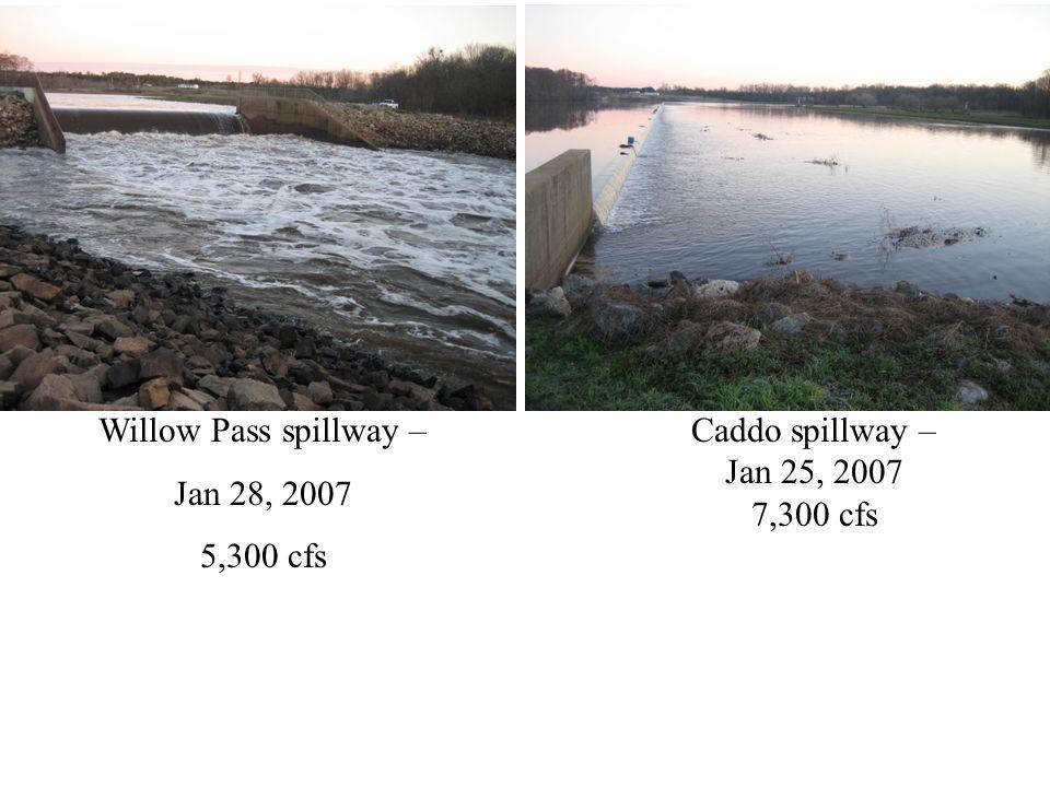 James Bayou CR3312 May 6, 2007 Little Cypress Bayou – US59 May 6, 2007 632 cfs