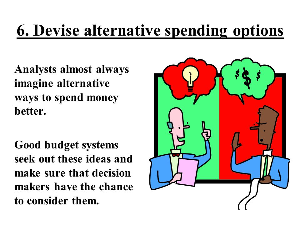 Budget Analysts 5. See how money is wasted or how it accomplishes public purposes