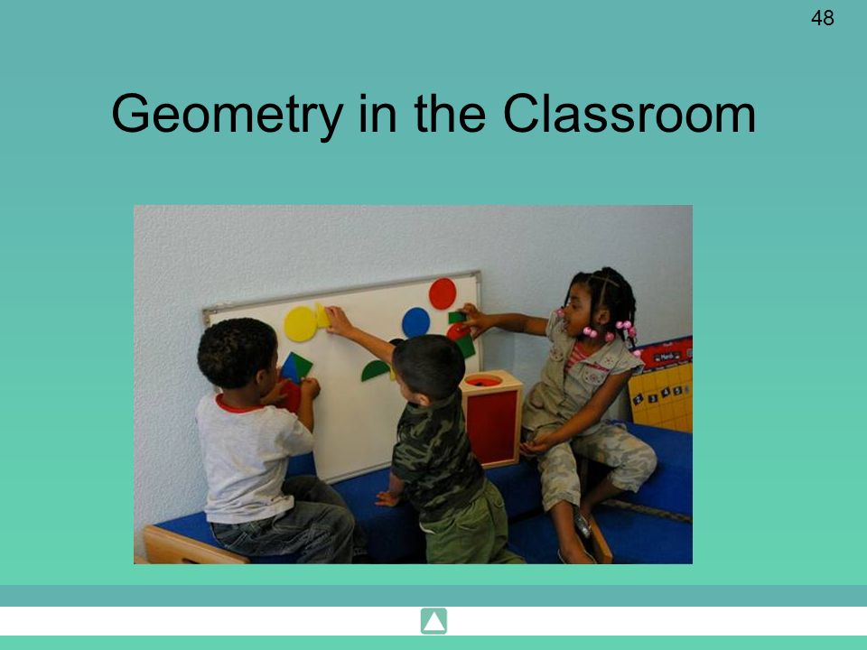 48 Geometry in the Classroom