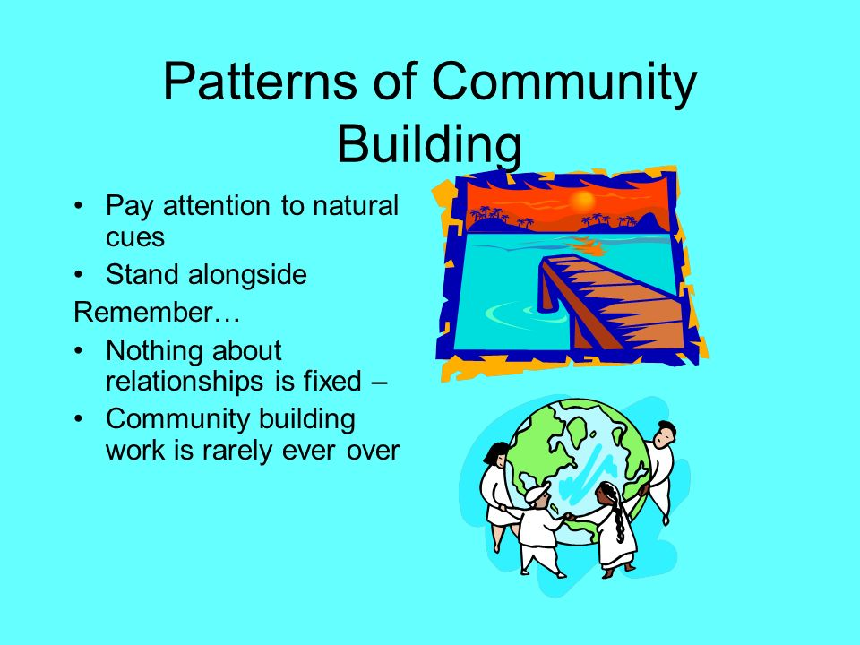 Community Places-Supporting Participation Revision 11-08 Stages of Participation Characteristics- Expectations Support Needed Preparing to Go ________