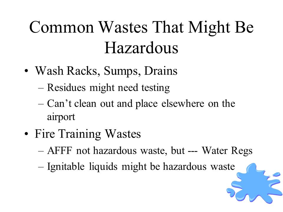 Universal Waste Alternate Management Standards for Specified Hazardous Wastes –Hazardous waste lamps –Certain batteries –Thermostats –Certain pesticides Reference Title 128 – Nebraska Hazardous Waste Regulations –Chapter 25