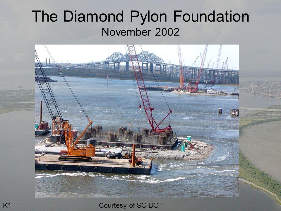 The Diamond Pylon Foundation November 2002 Courtesy of SC DOTK1