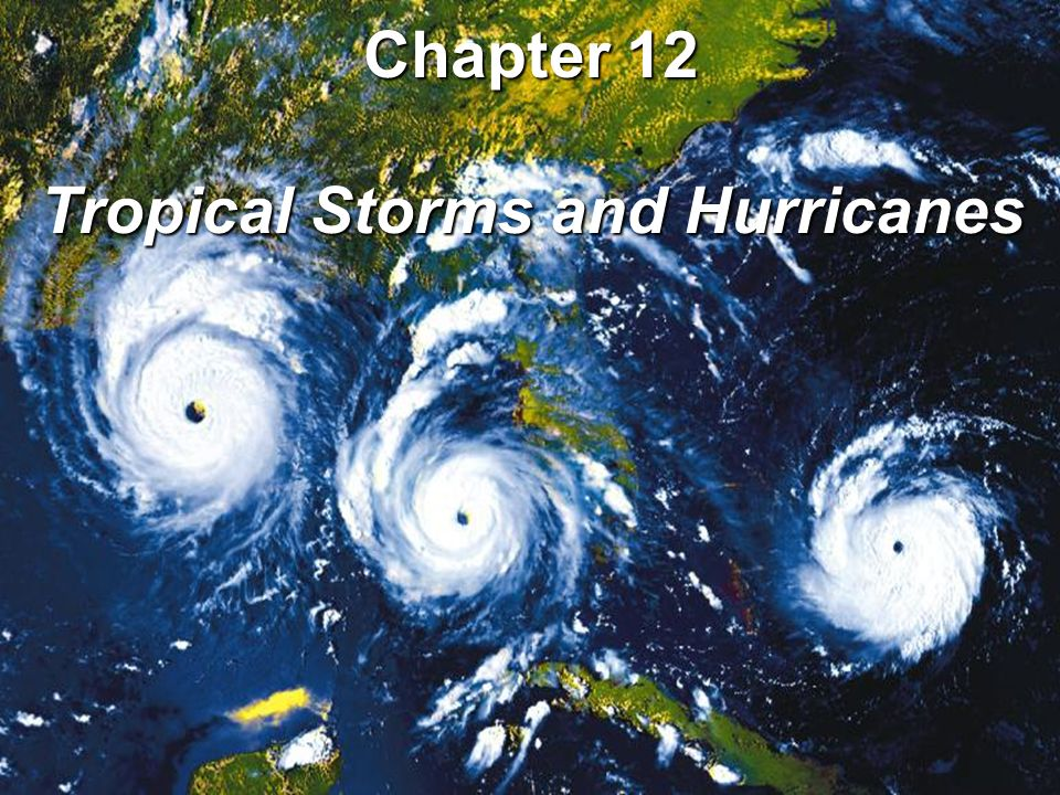 Extremely strong tropical storms go by a number of different names, depending on where they occur.
