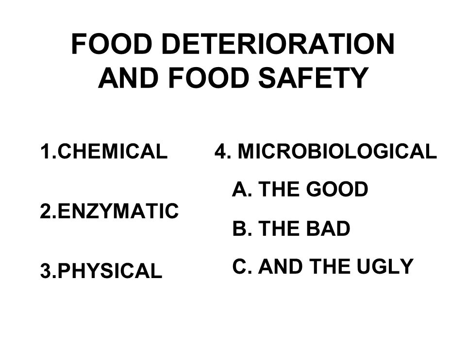 HACCP & FOOD SAFETY Hazard Analysis and Critical Control Points (HACCP) –What it can or can not do –The seven steps (general) –Application to the Soyfood Industry Soymilk Tofu