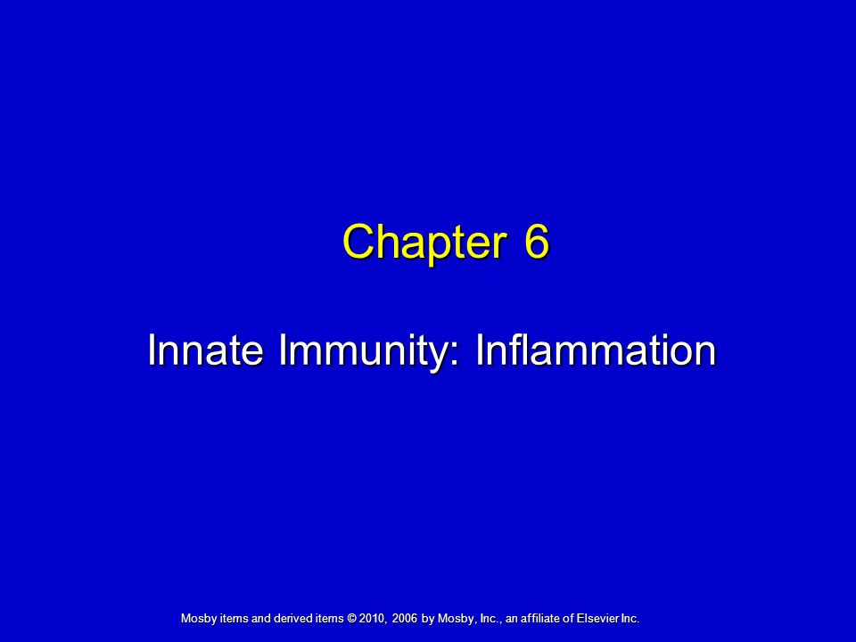 2 Immunity First line of defense First line of defense Innate resistance Innate resistance Second line of defense Second line of defense Inflammation Inflammation Third line of defense Third line of defense Adaptive (acquired) immunity Adaptive (acquired) immunity