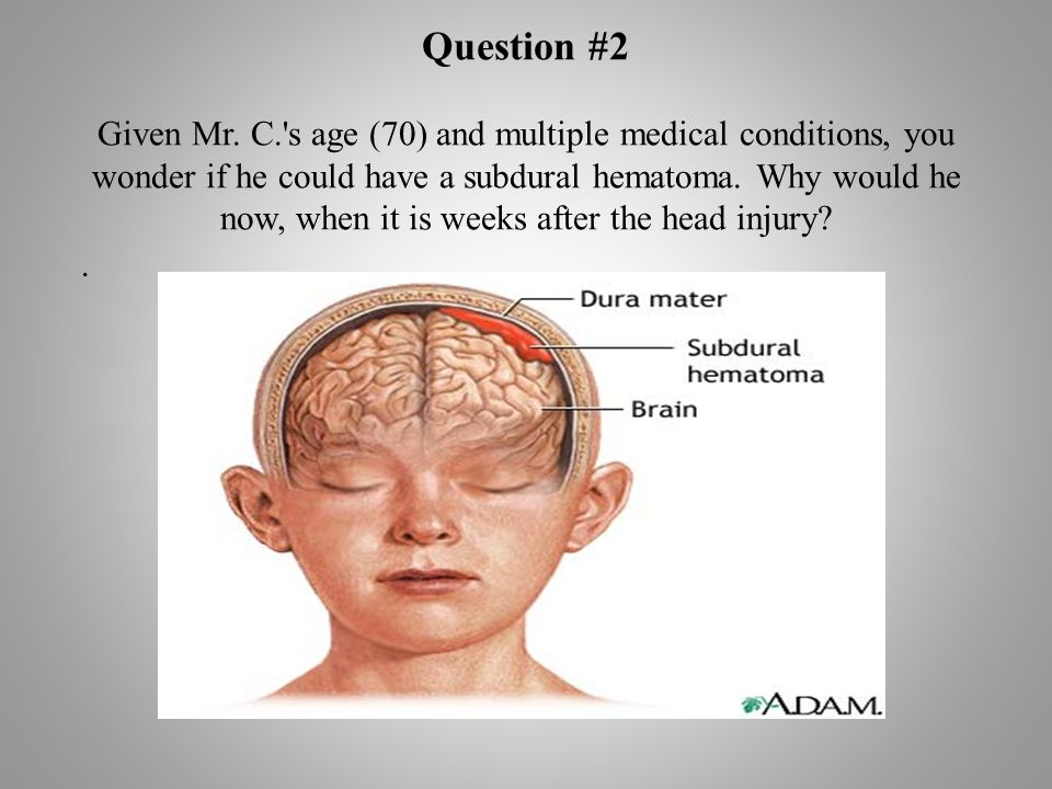 Question #2 Given Mr.