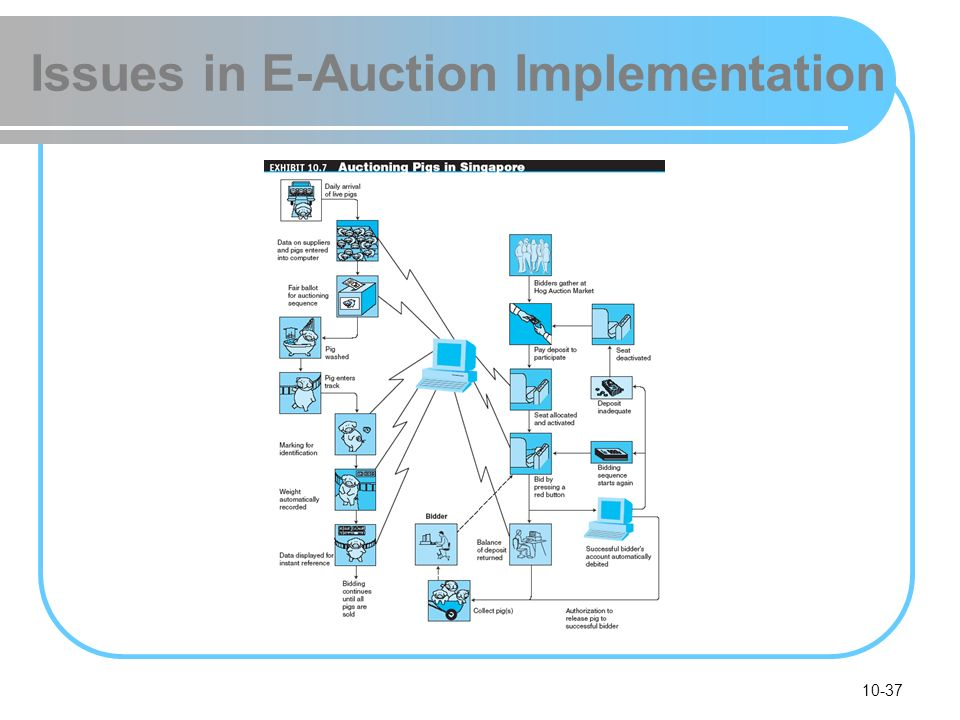 10-37 Issues in E-Auction Implementation