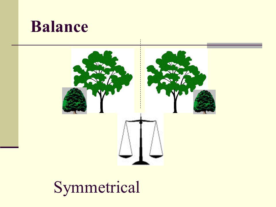 Balance Symmetrical