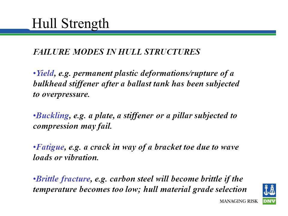 Several material grades, NVA, B, D, E & SUS NVE NVD NVB Selection of Steel Grades