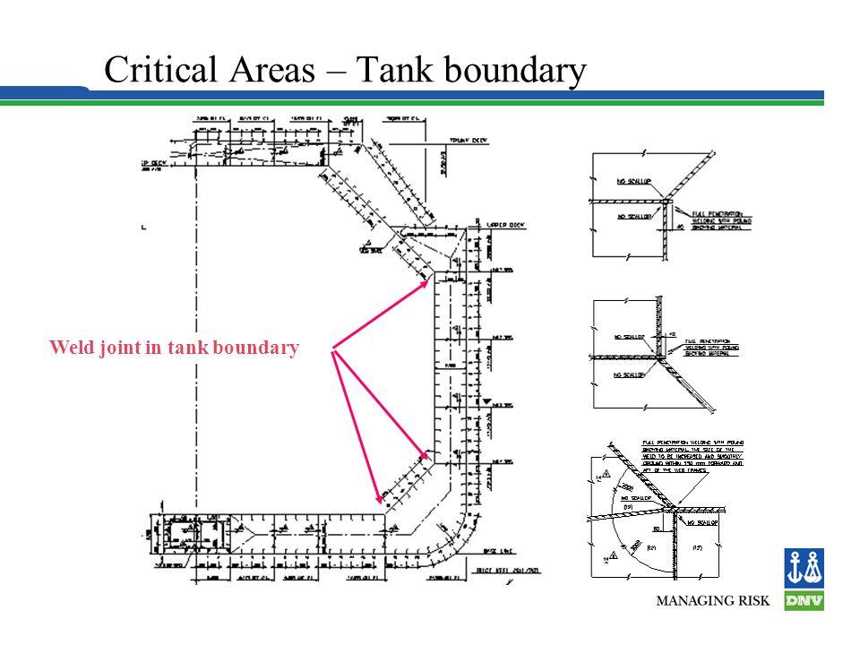 Critical Areas - Typical Web Frame Fatigue PLUS-1/ PLUS-2 PLUS-1 / PLUS 2 Shear Stress