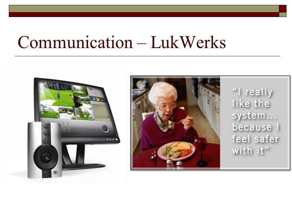 Communication – LukWerks