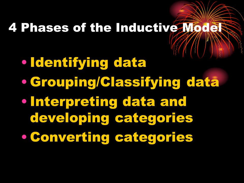 Phase 1 – Identifying Data Examine data closely Label or tag items Determine attributes Similarities/Differences