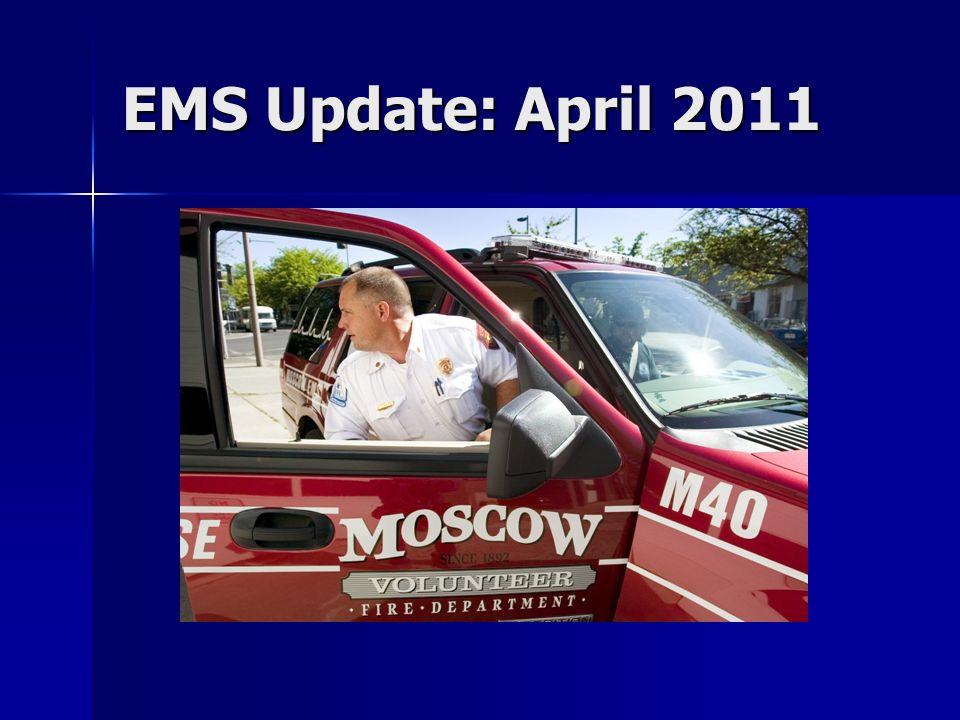 EMS Update: April 2011