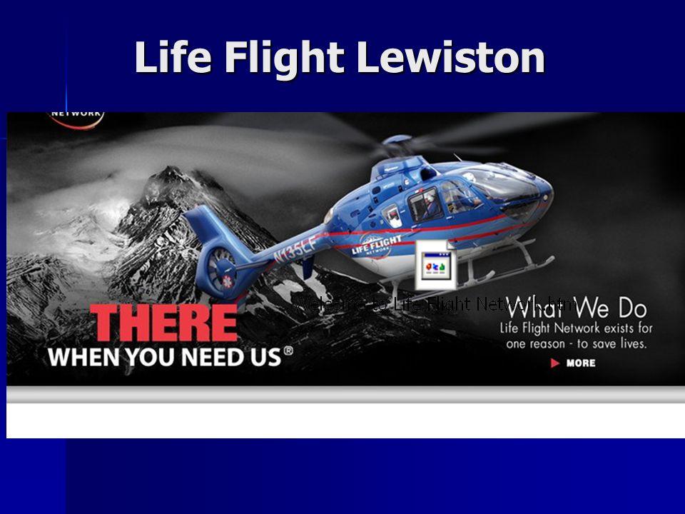 Life Flight Lewiston Life Flight Lewiston