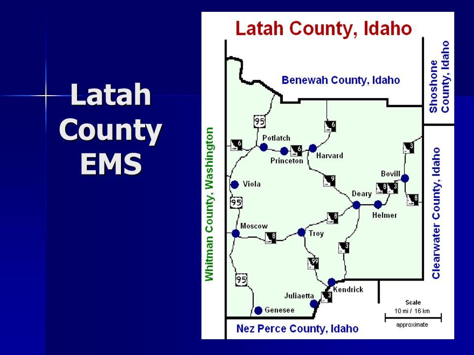 Latah County EMS