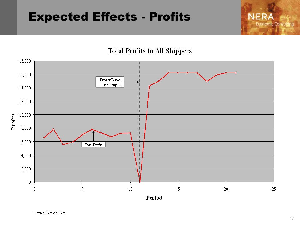 17 Expected Effects - Profits