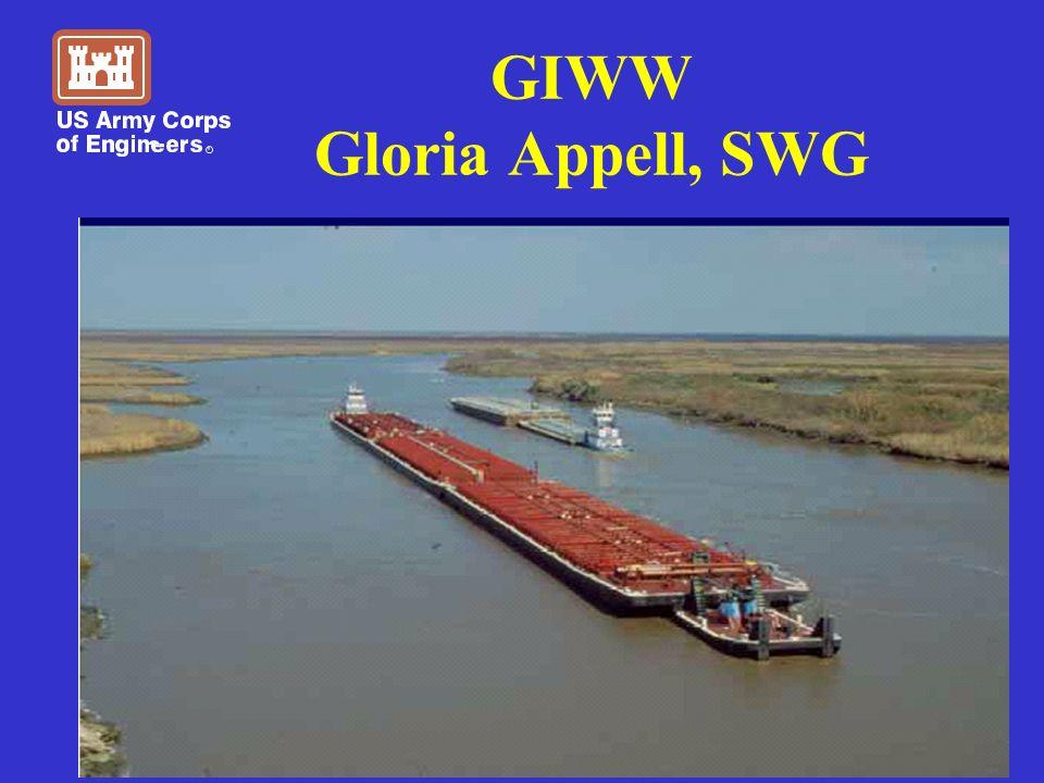 GIWW Gloria Appell, SWG
