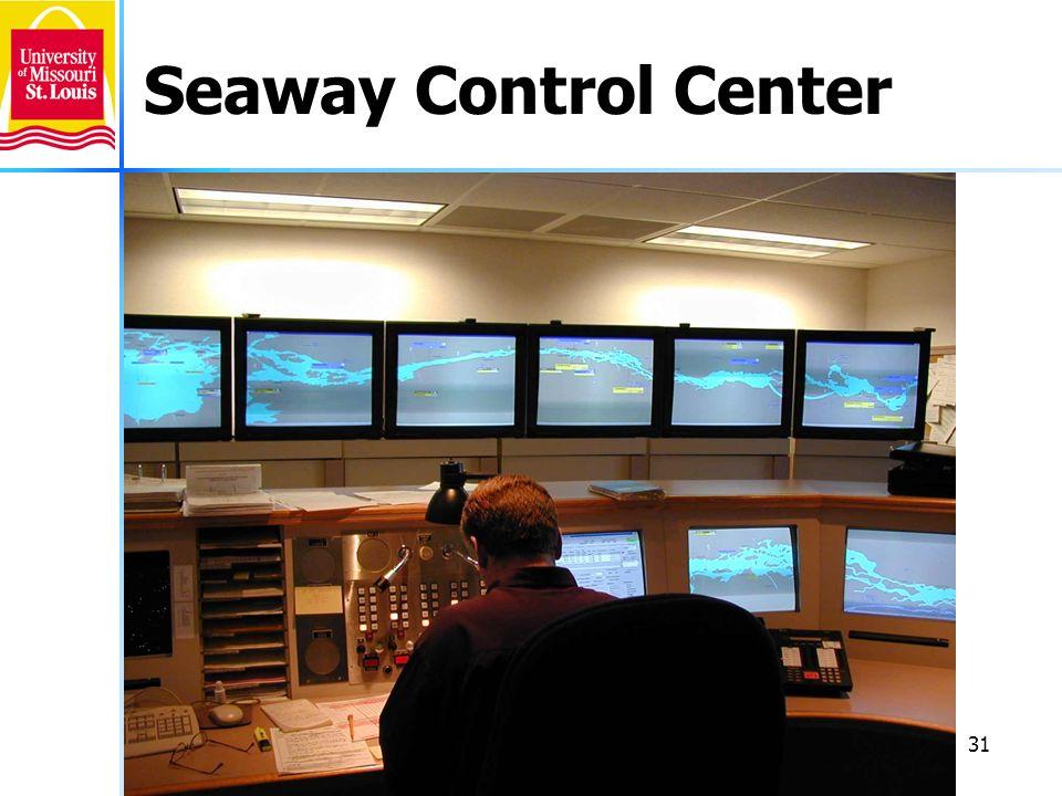 31 Seaway Control Center