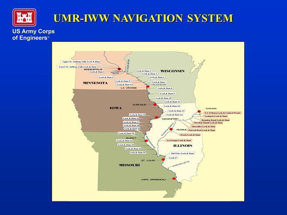 UMR-IWW NAVIGATION SYSTEM
