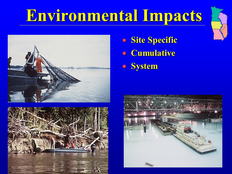14 Environmental Impacts Site Specific Site Specific Cumulative Cumulative System System