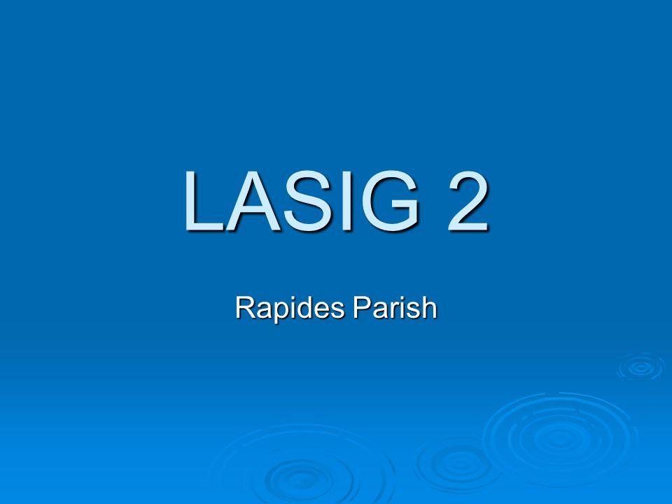 LASIG 2 Rapides Parish