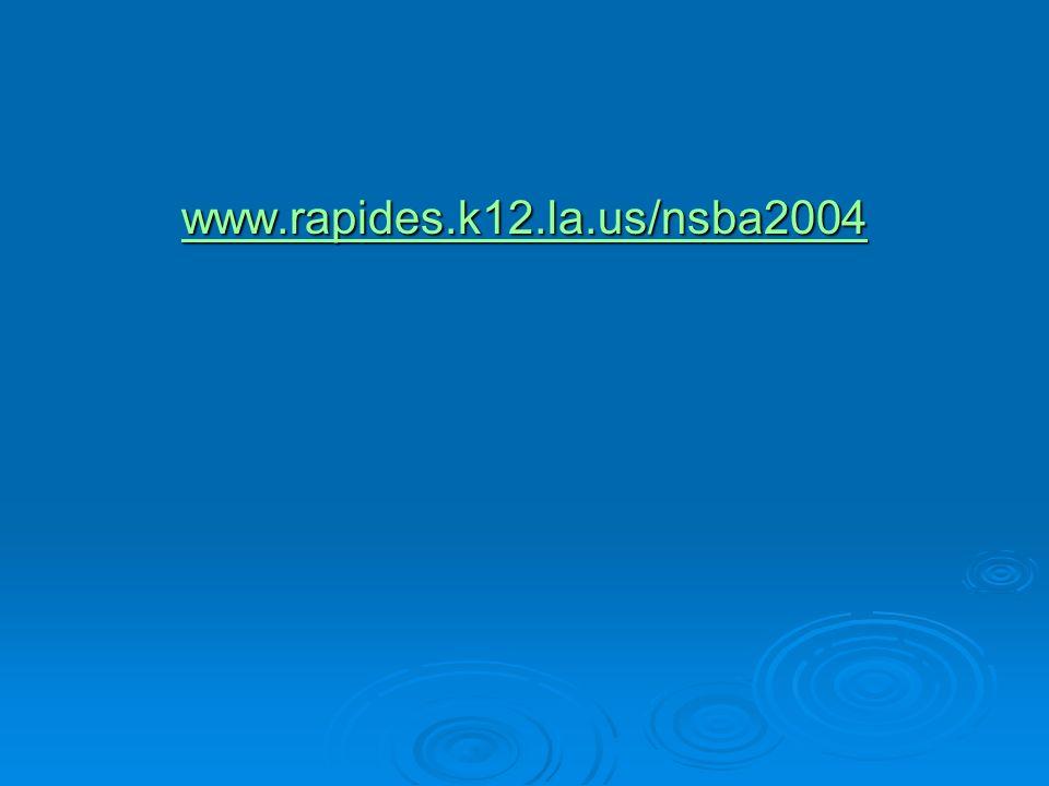 www.rapides.k12.la.us/nsba2004