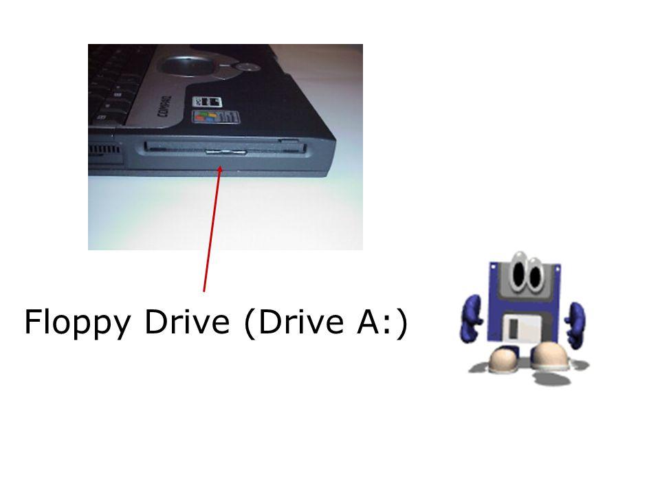 Floppy Drive (Drive A:)