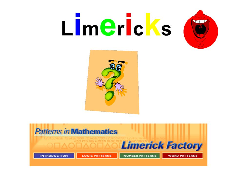 LimericksLimericks