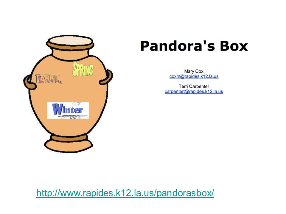 http://www.rapides.k12.la.us/pandorasbox/