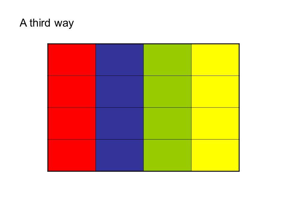 A third way