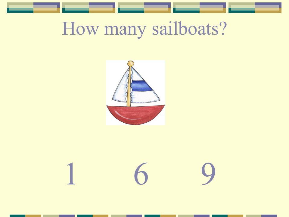 169 How many sailboats?