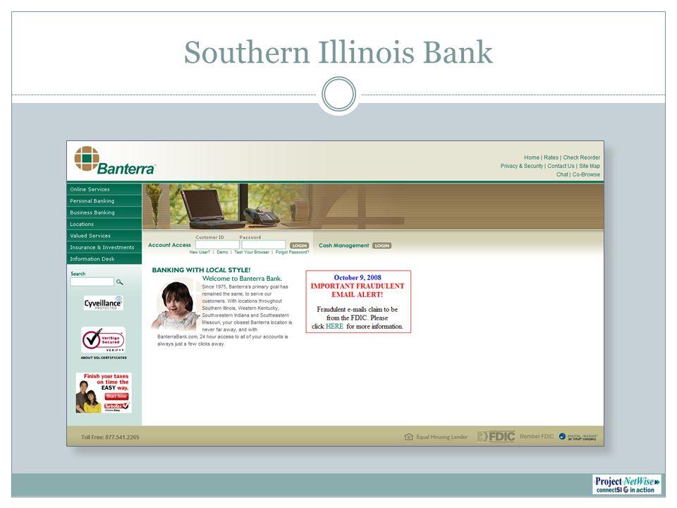 Southern Illinois Bank