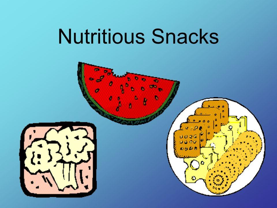 Nutritious Snacks