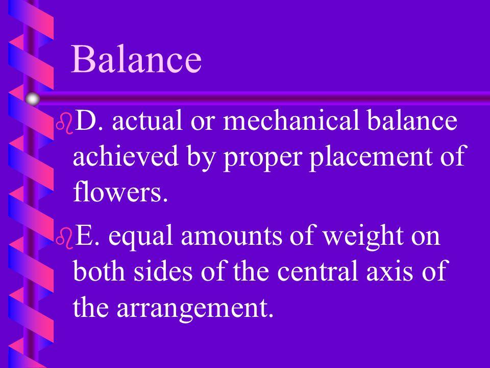 Rhythm b b D.Progression 1. Gradual change by increasing or decreasing one or more qualities.