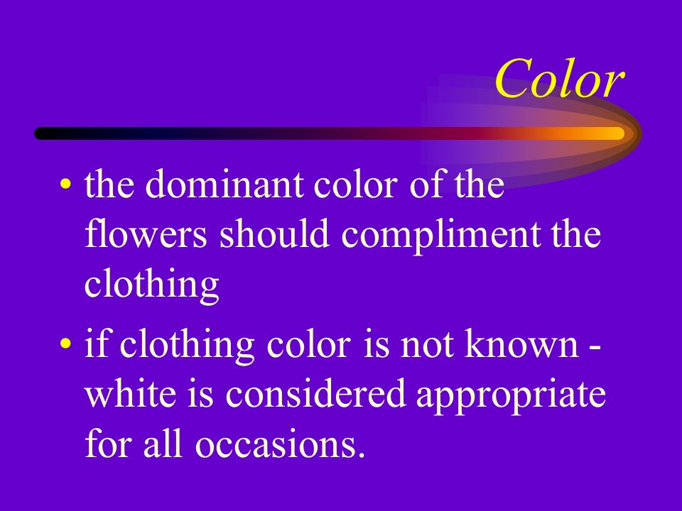 Important find out the occasion and the preferences of the customer smaller women look best with a smaller corsage larger women can wear a larger corsage