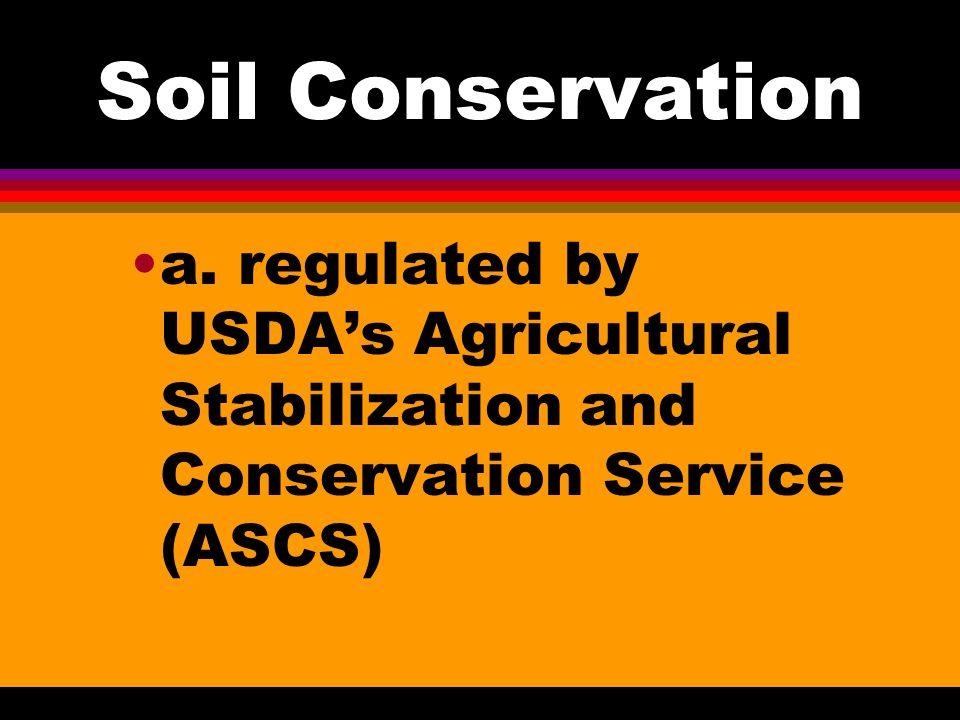 Soil Conservation l 7.