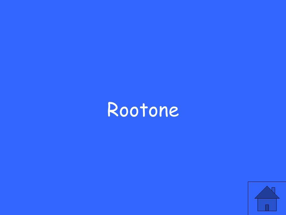 Rootone