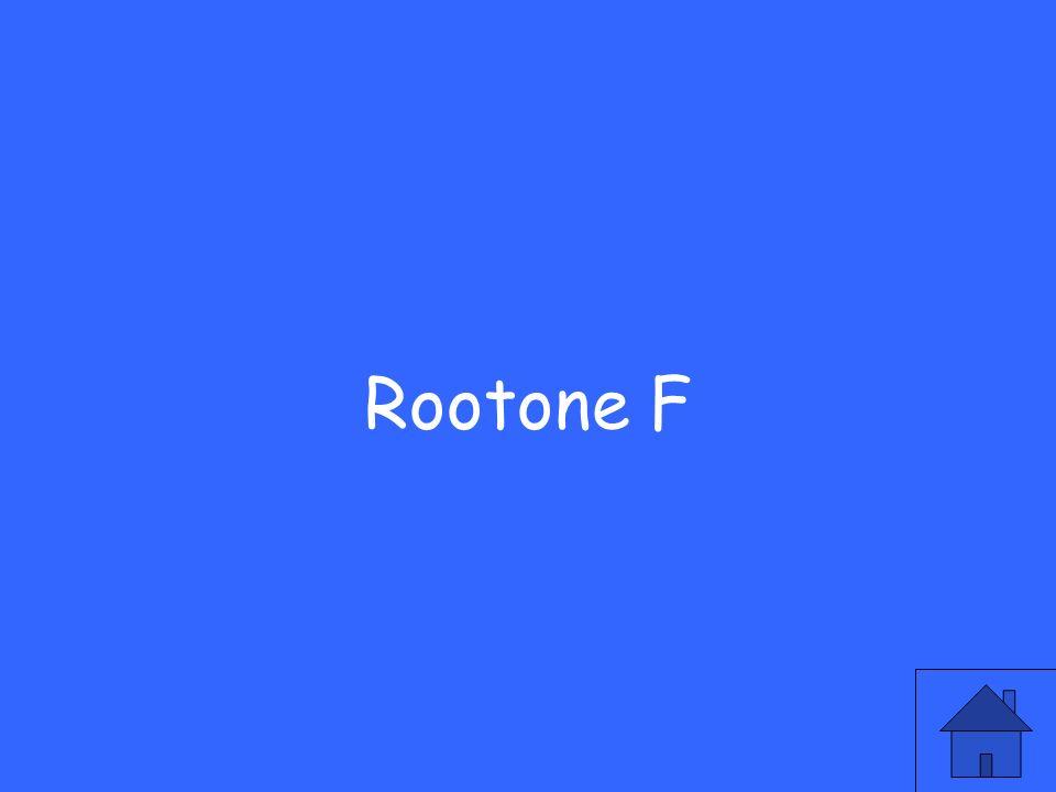 Rootone F