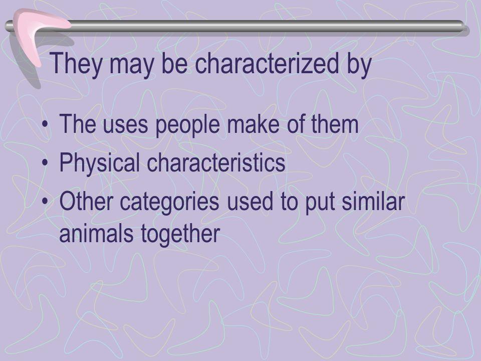 Seven Levels of Classification Genus Species- smallest