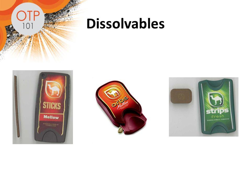 Dissolvables
