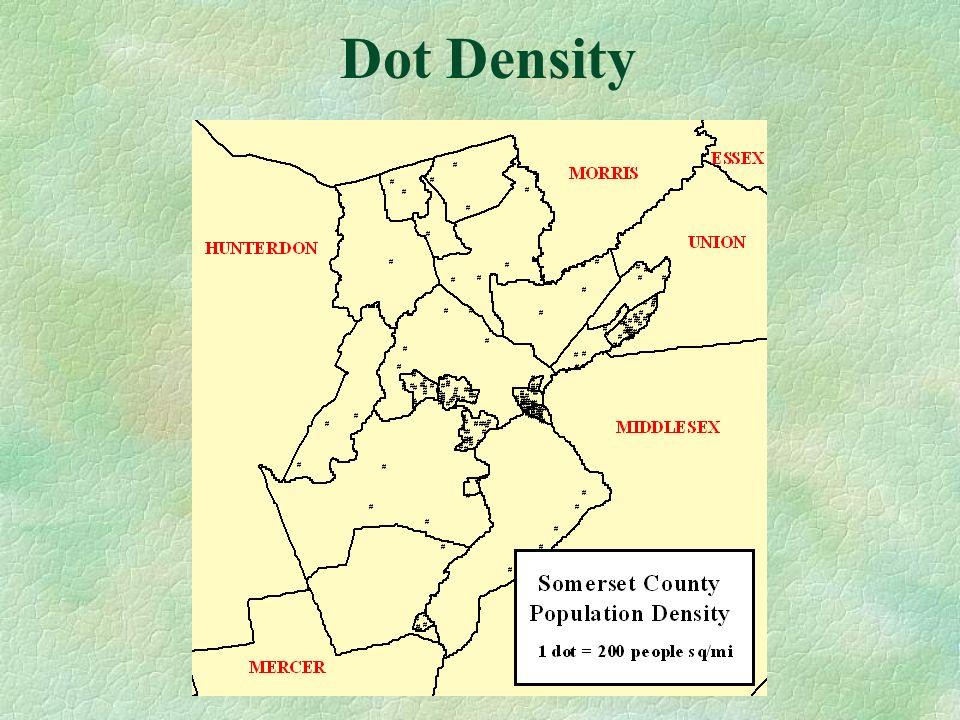 Dot Density