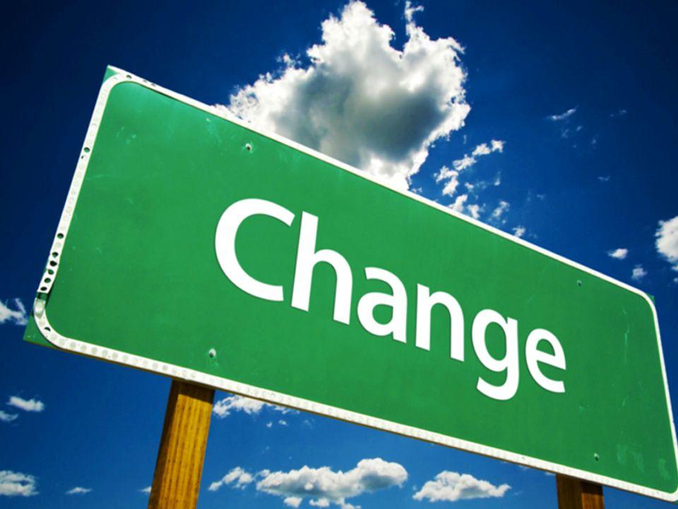 6 Shrinking the Change