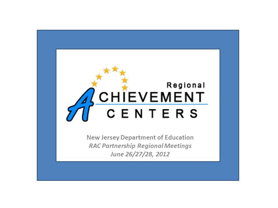 32 RAC Executive Directors for Regional Achievement