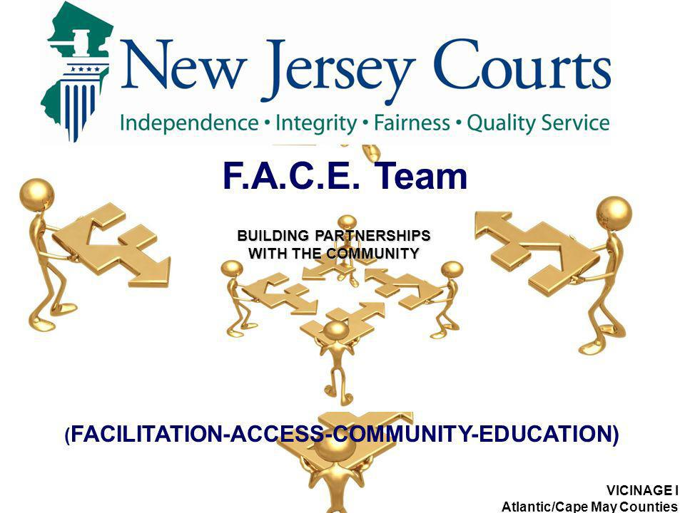 ( FACILITATION-ACCESS-COMMUNITY-EDUCATION) F.A.C.E.