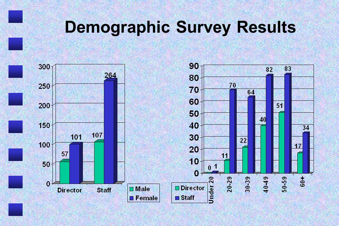 Demographic Survey Results