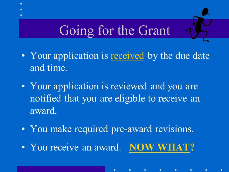 What should be included in a grant agreement modification request.